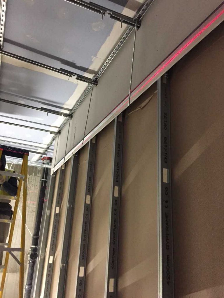 Acoustic Ceilings London